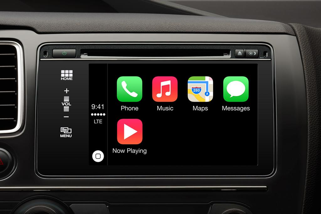CarPlay จาก Apple