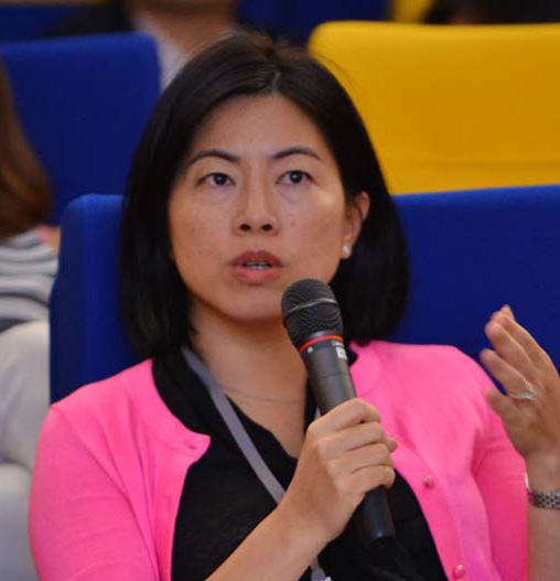 โมนิก้า ไซ (Monica Tsai) Senior Director Singtel Innov8 Ventures