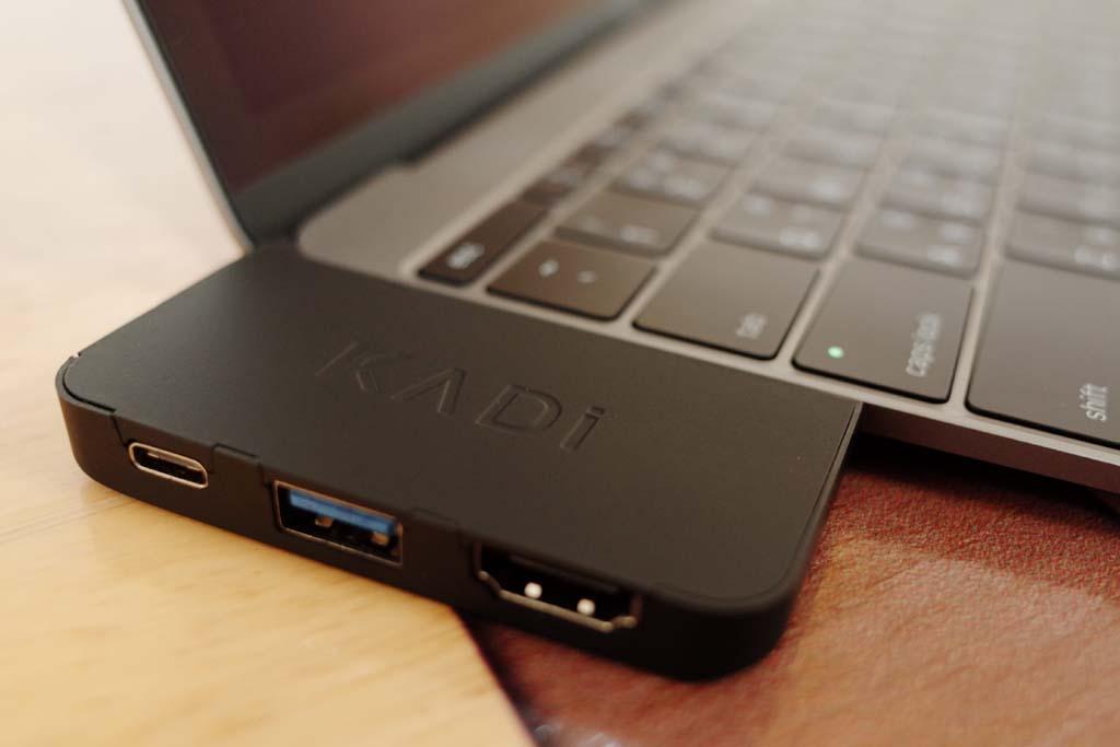 KADI Port อุปกรณ์เสริมที่ช่วยให้ต่อ HDMI ได้
