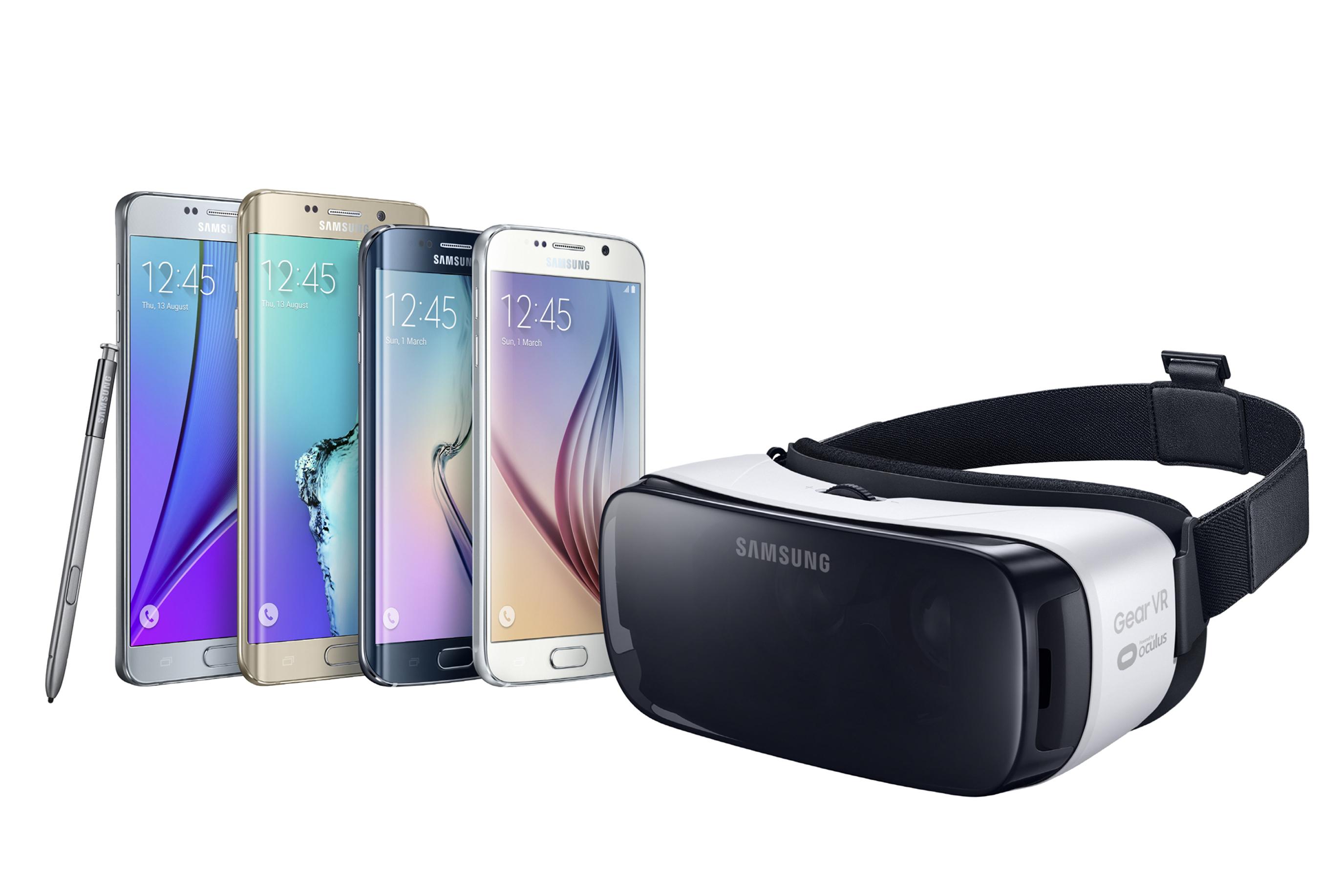 Gear VR แสดงให้เห็นความกล้าของ  Samsung ในการกระโจนเข้าสู่ตลาดใหม่
